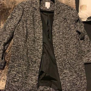LC Lauren Conrad Tweed Blazer